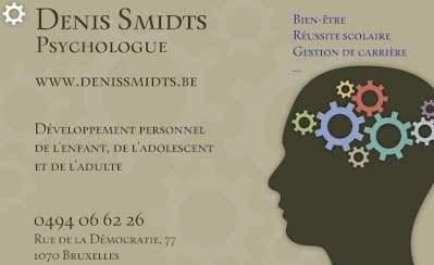 Denis Smidts Psychologue